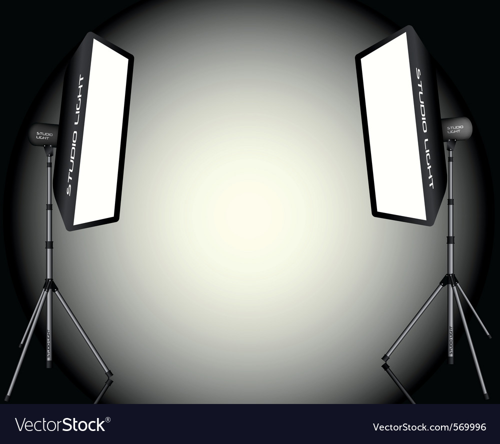 Photographic lighting vector | Price: 1 Credit (USD $1)