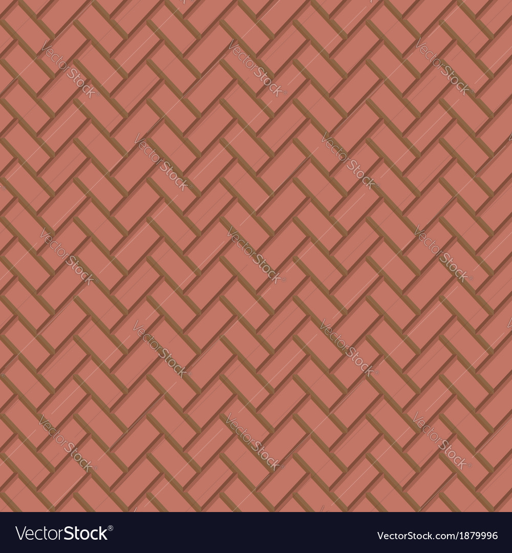 Seamless brown brick texture vector | Price: 1 Credit (USD $1)