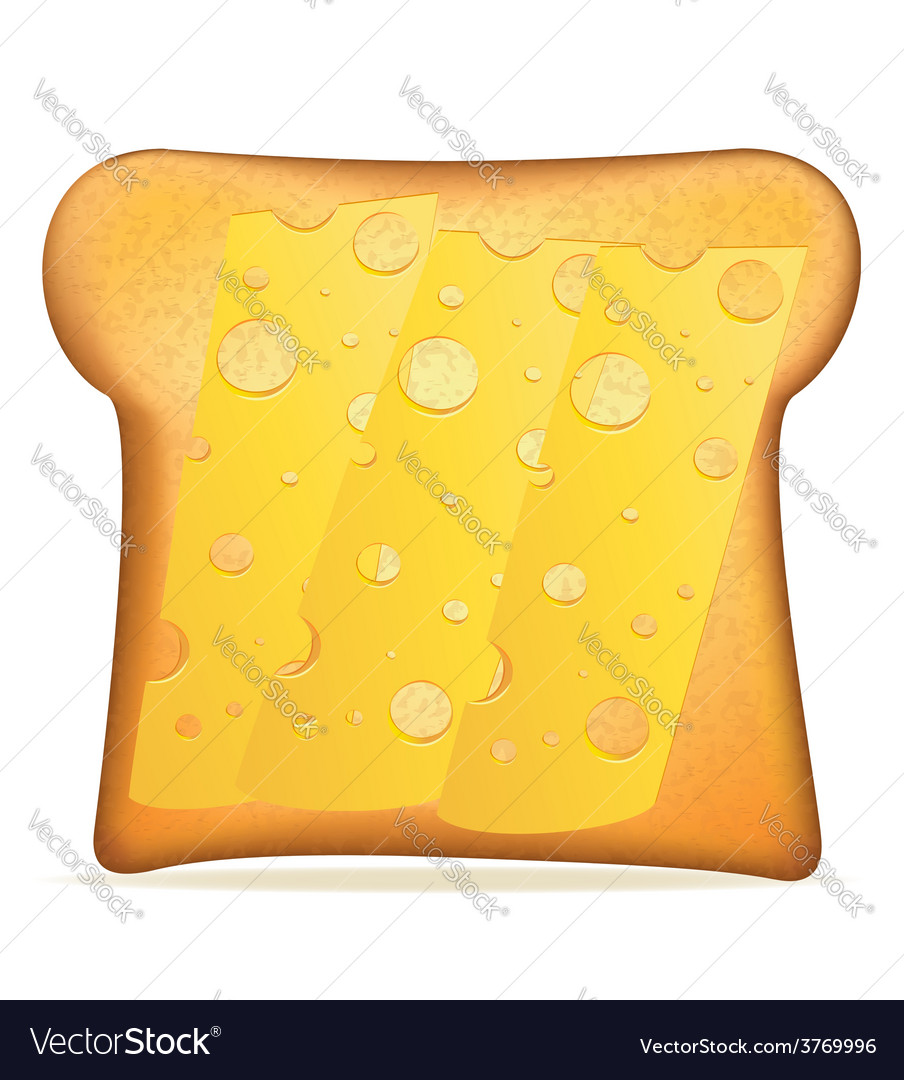 Toast 05 vector | Price: 1 Credit (USD $1)