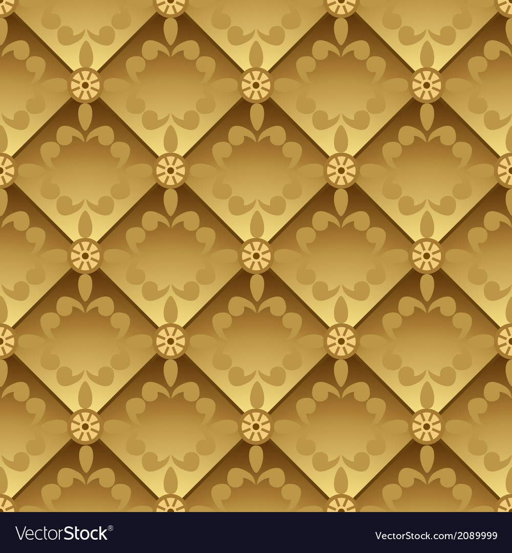 Golden pattern vector | Price: 1 Credit (USD $1)