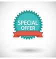 Special offer vector