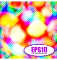 Abstract on a colorful background vector