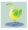 Cheerful bird3 vector