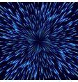 Fireworks light burst vector