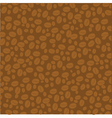 Coffee beans on background vector