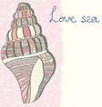 Seashell15 vector
