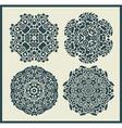 Kaleidoscope background vector