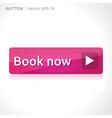 Book now button template vector