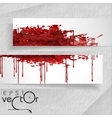 Abstract banners with place for your text vector