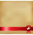 Award ribbons vector