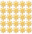 Seamless gold lattice vector