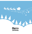 Merry christmas graphic design - abstract backgrou vector