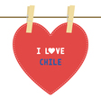 I love chile6 vector