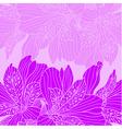 Bright magenta alstroemeria background vector
