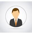 Businessman design vector