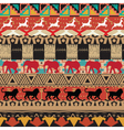 Safari pattern vector