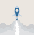 Rocket startup vector