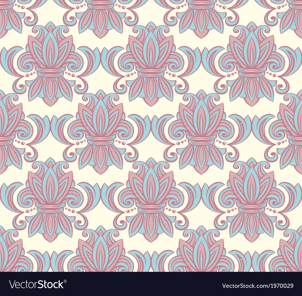 Wrapping paper pattern vector image