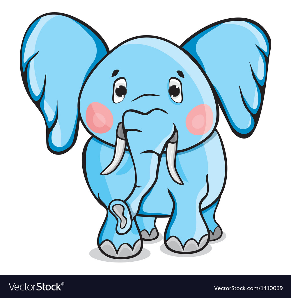 Good Wallpaper Cartoon Elephant - cute-cartoon-elephant-vector-1410039  Gallery_801392  .jpg