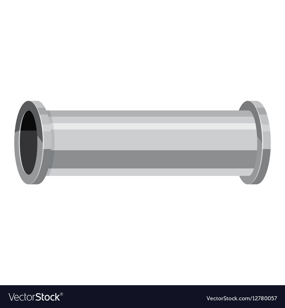 Water pipe icon cartoon style royalty free vector image