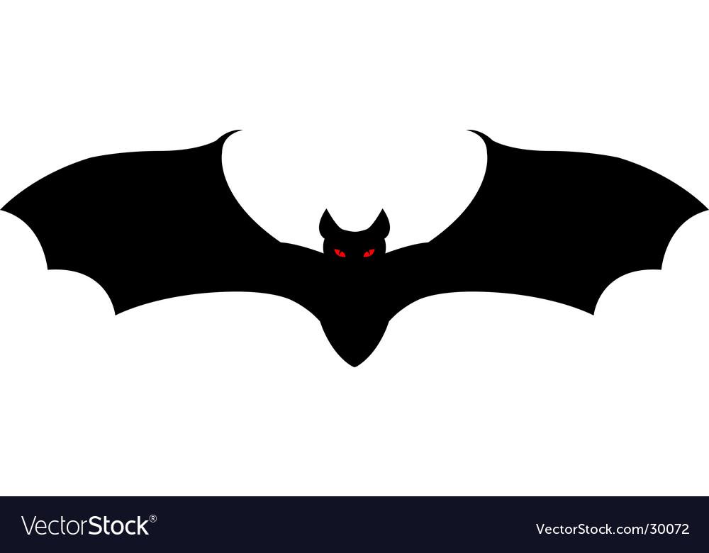 Bat Royalty Free Vector Image - VectorStock