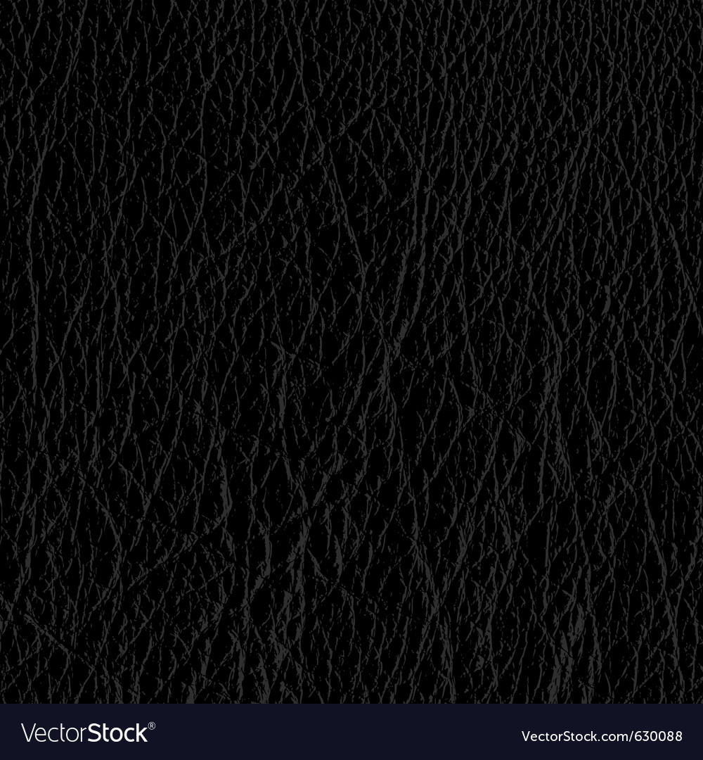 Leather material vector image