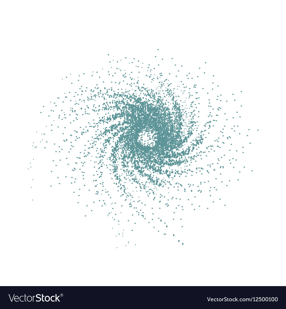 Sign of vortex or tornadoswirl vector image