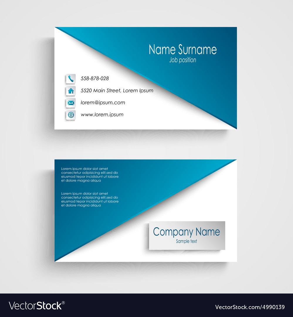Blue business card background gidiyedformapolitica blue business card background wajeb Image collections