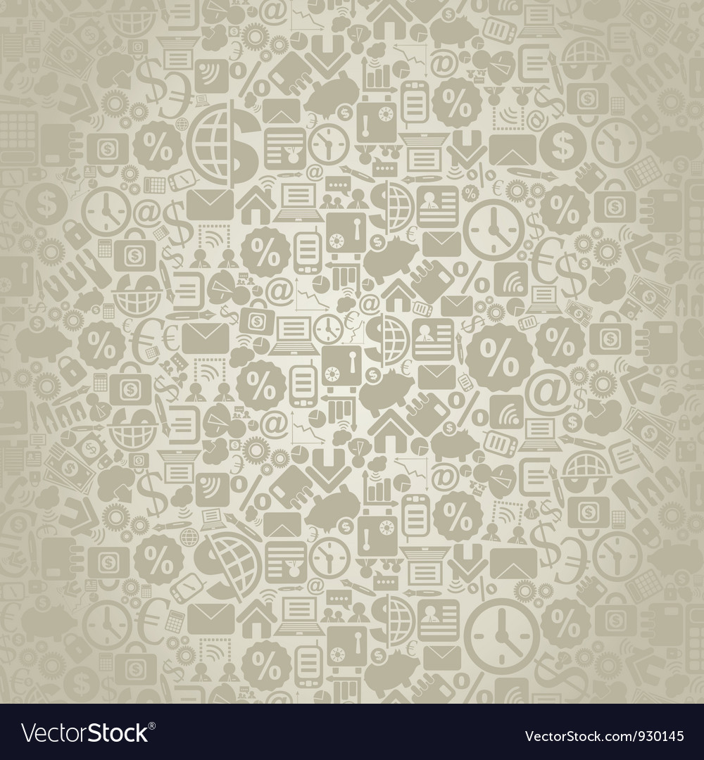 Business a background2 vector image