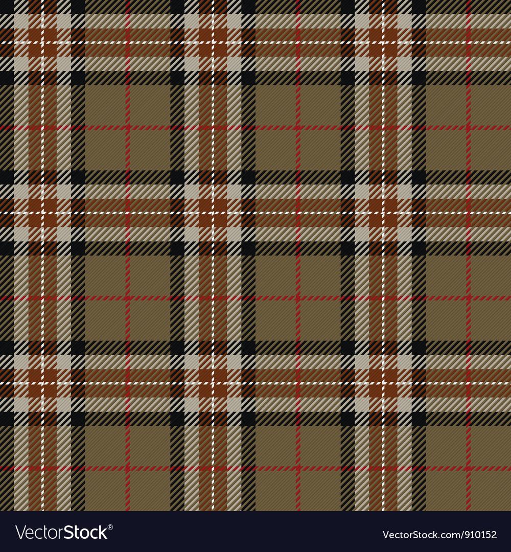 Tartan plaid pattern Vector Image