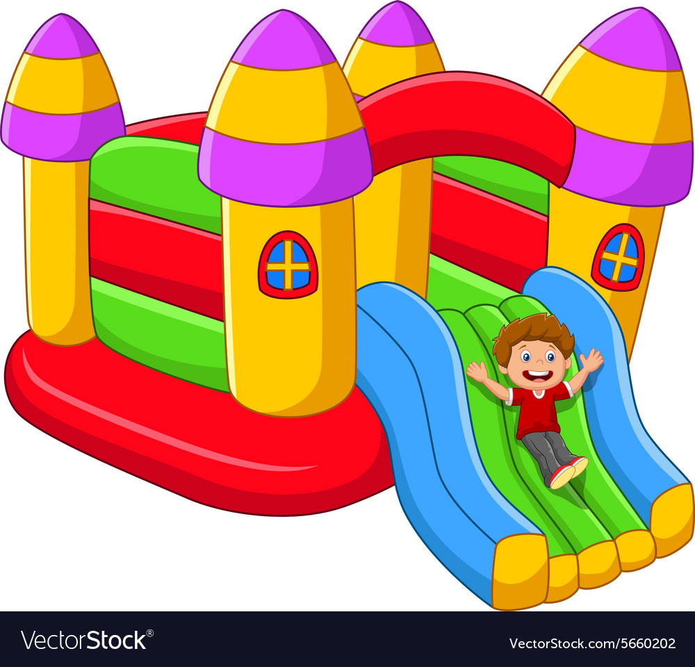 Play and fun theme vector image