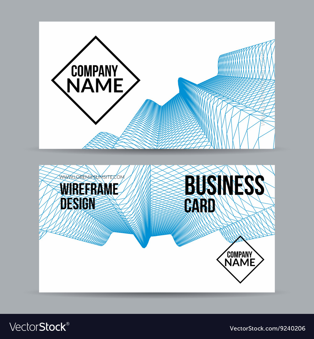 Banners Template Technology Brochure Layout Vector Image - Technology brochure template