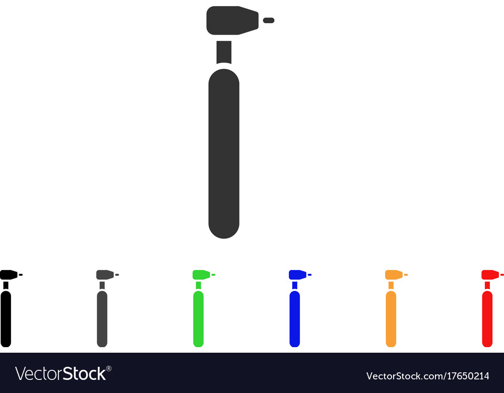 Engraving cutter icon vector image