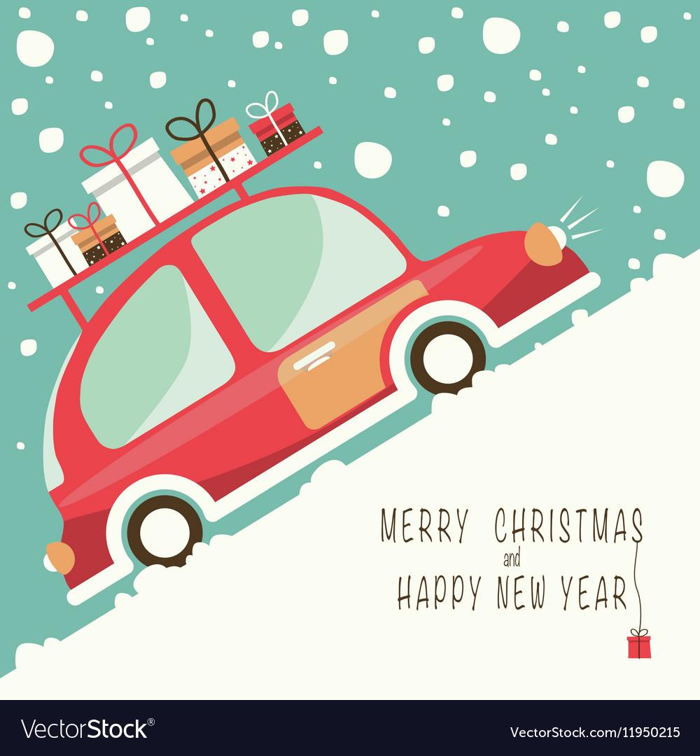 Happy new year 31123 vector image