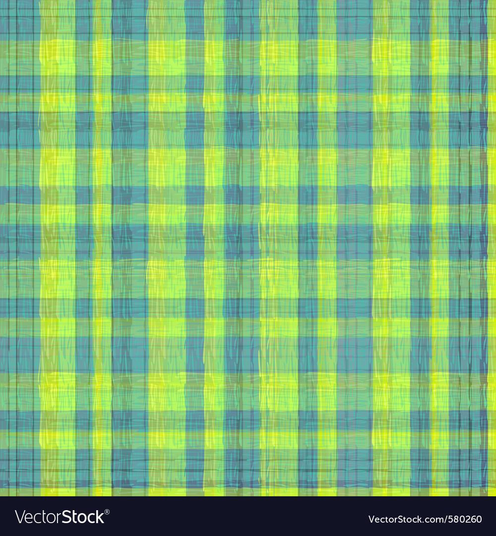 Picnic cloth vector image