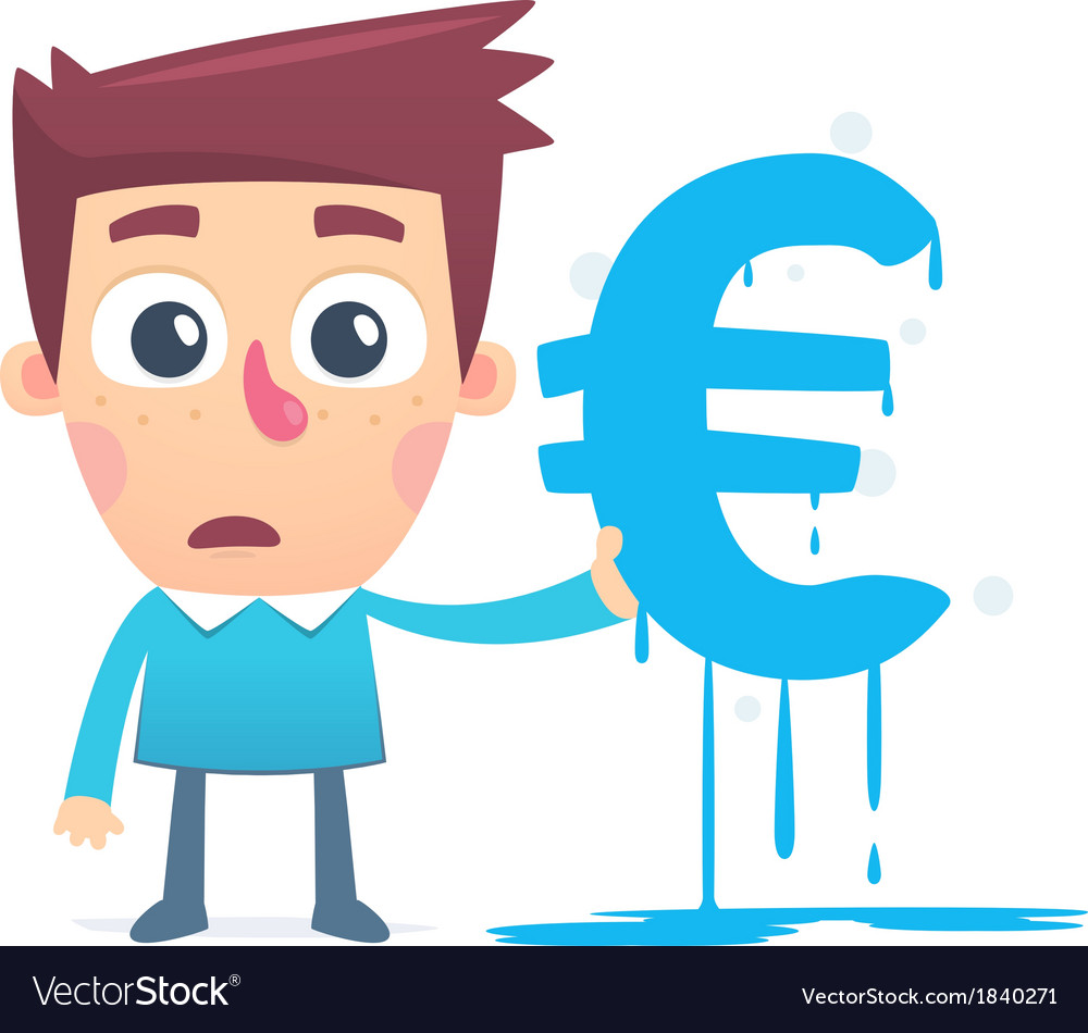 Bankruptcy vector image