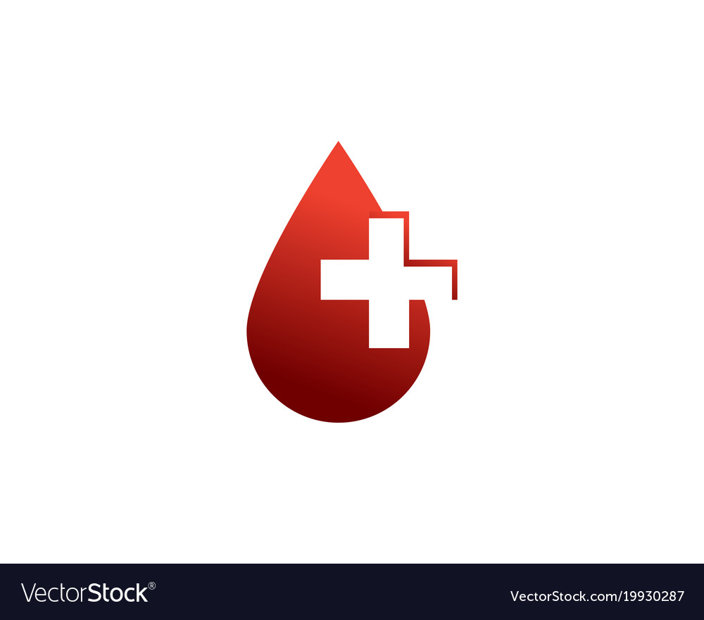 Blood donor logo royalty free vector image vectorstock blood donor logo vector image buycottarizona