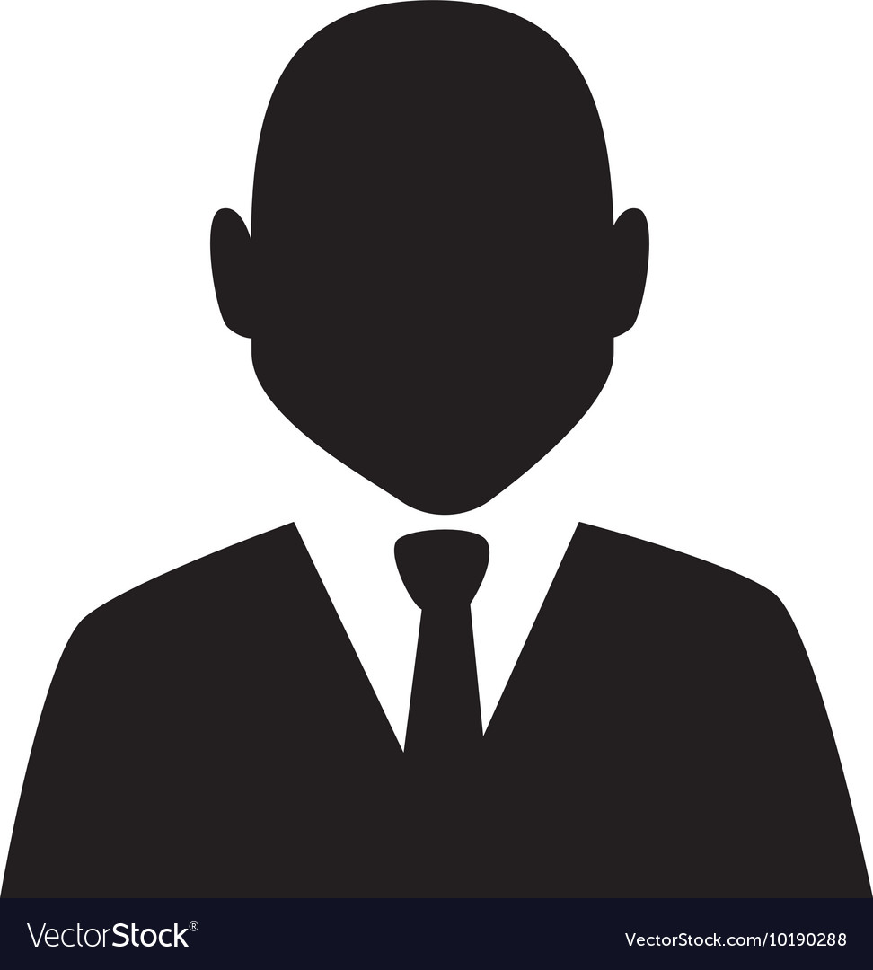 Man guy boy person suit tie face head icon vector image publicscrutiny Gallery