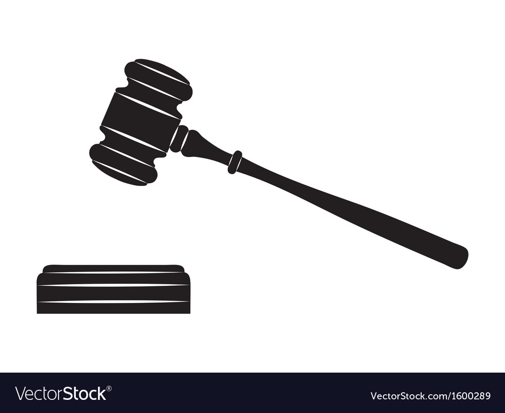 judge gavel royalty free vector image vectorstock gravel victoria bc gravel victoria tx