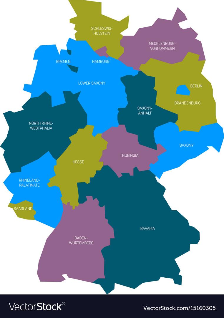 States of Germany - Ecosia