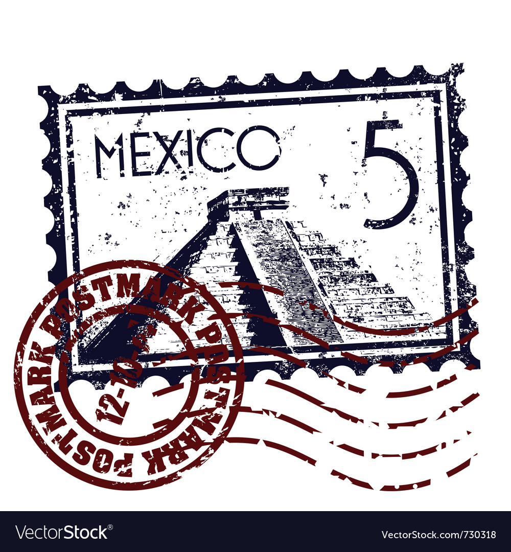 Mexico icon vector image