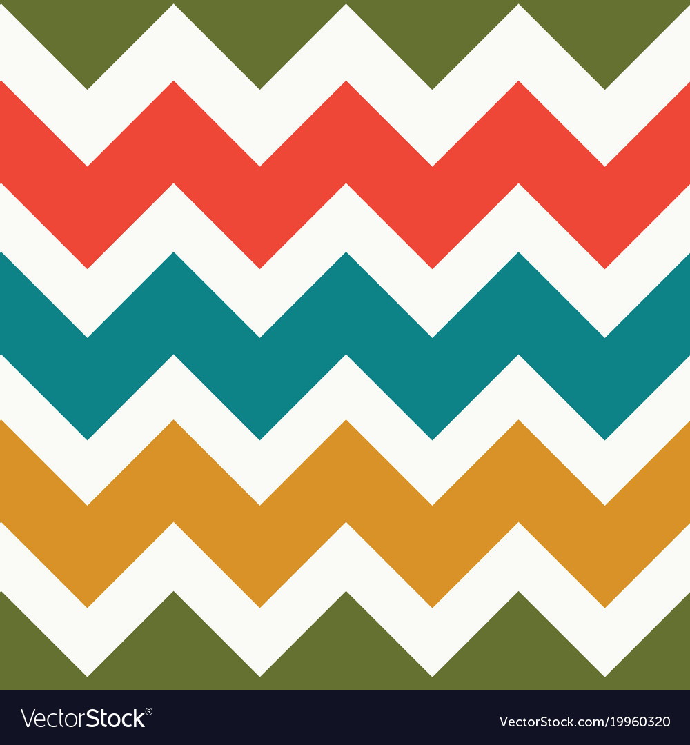 seamless chevron pattern royalty free vector image rh vectorstock com Pattern Clip Art Chevron Vector Graphic