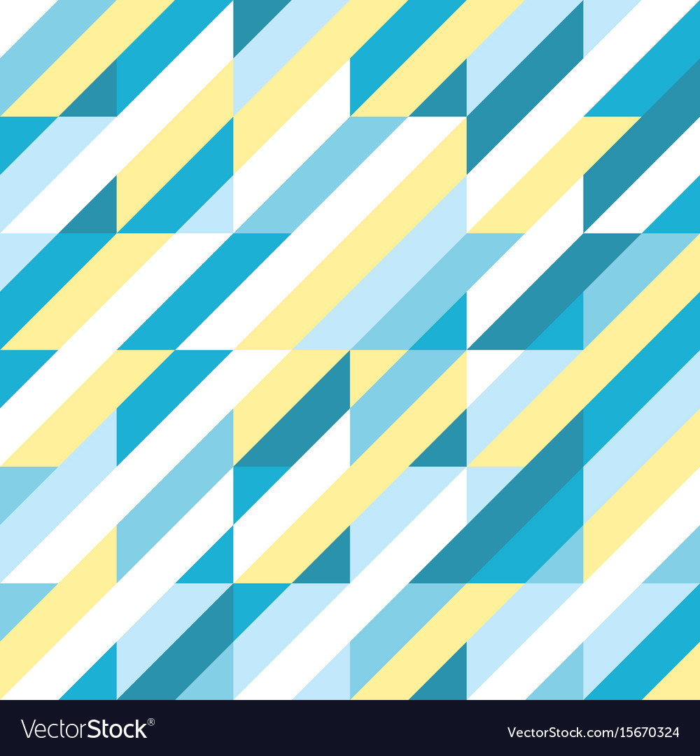Abstract lines colorful stripe background vector image