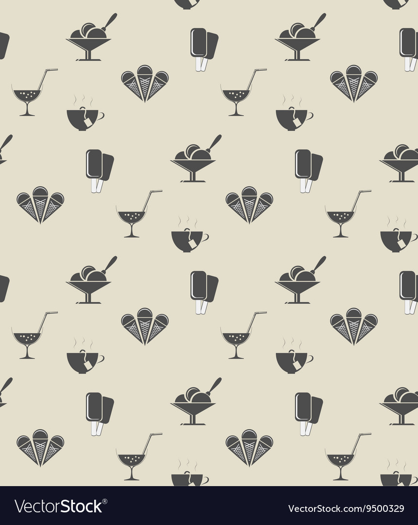 Pattern tablecloth - vector image