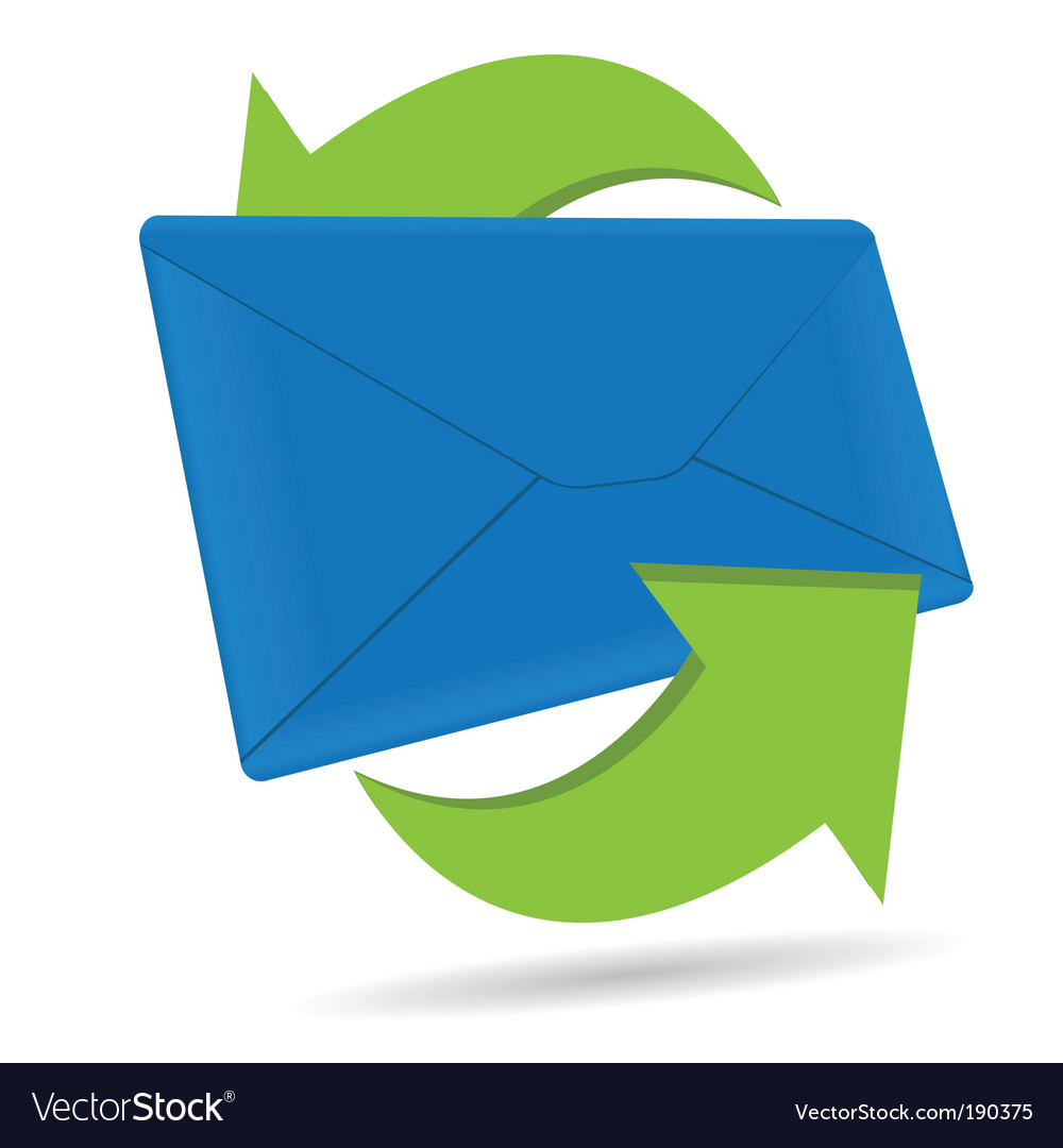Email vector image