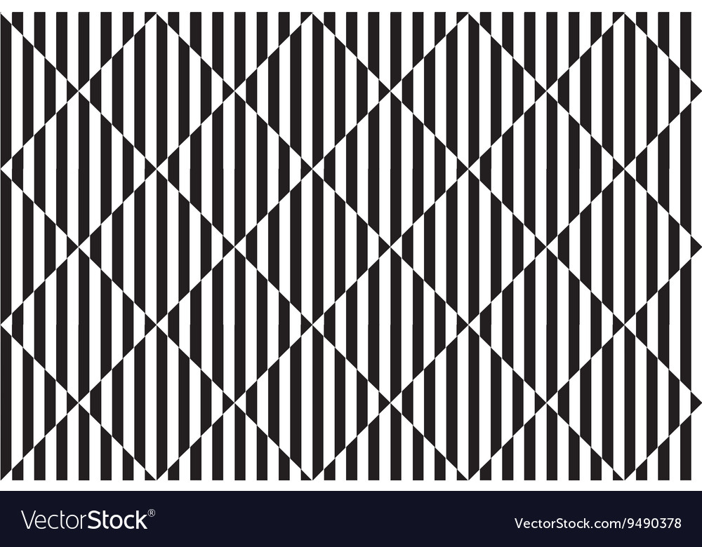 Seamless geometric pattern Square texture pattern vector image