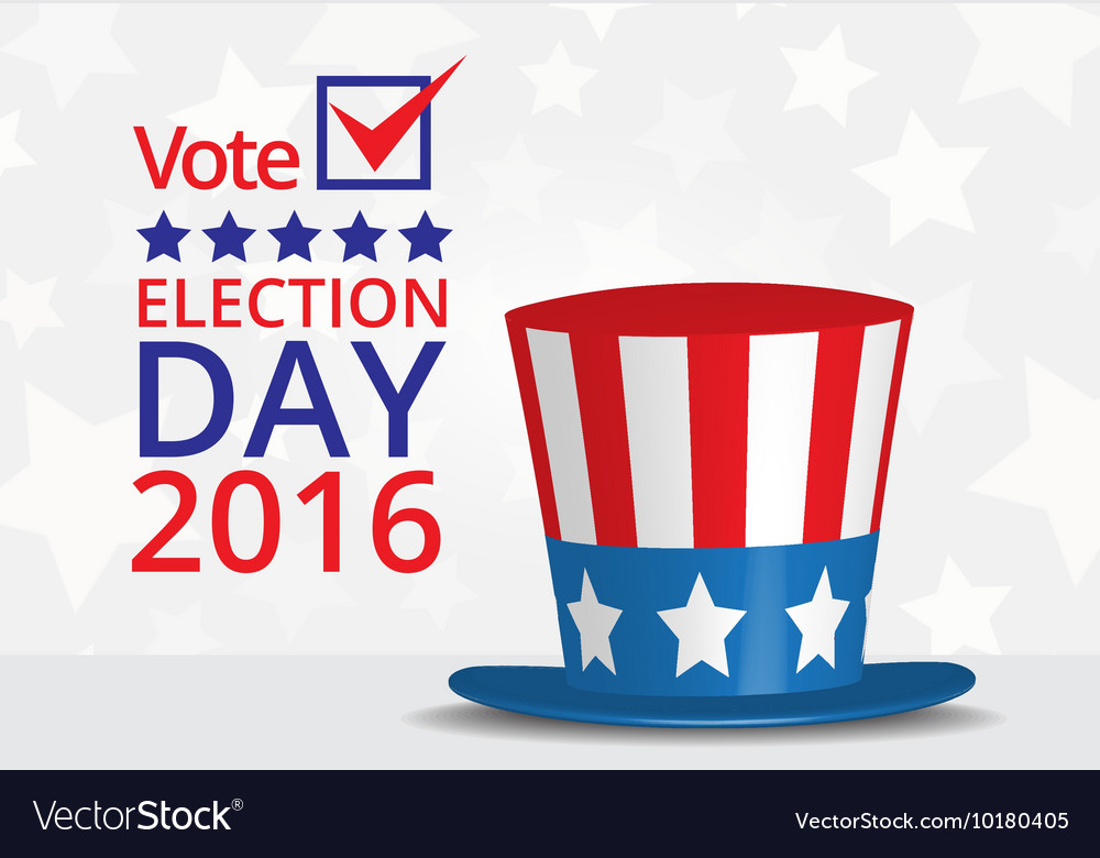 Voting Symbols Design Royalty Free Vector Image