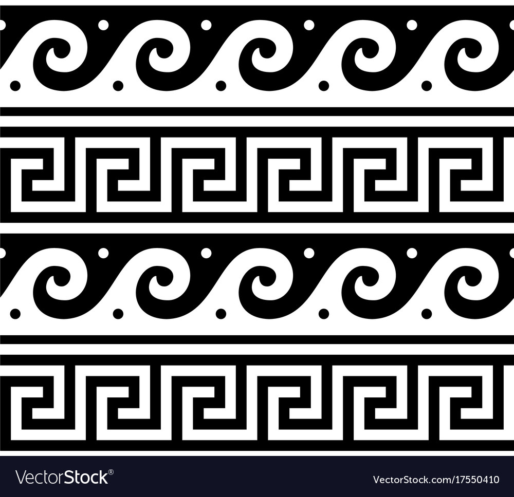 Ancient greek seamless pattern tradional vector image ancient greek seamless pattern tradional vector image reviewsmspy