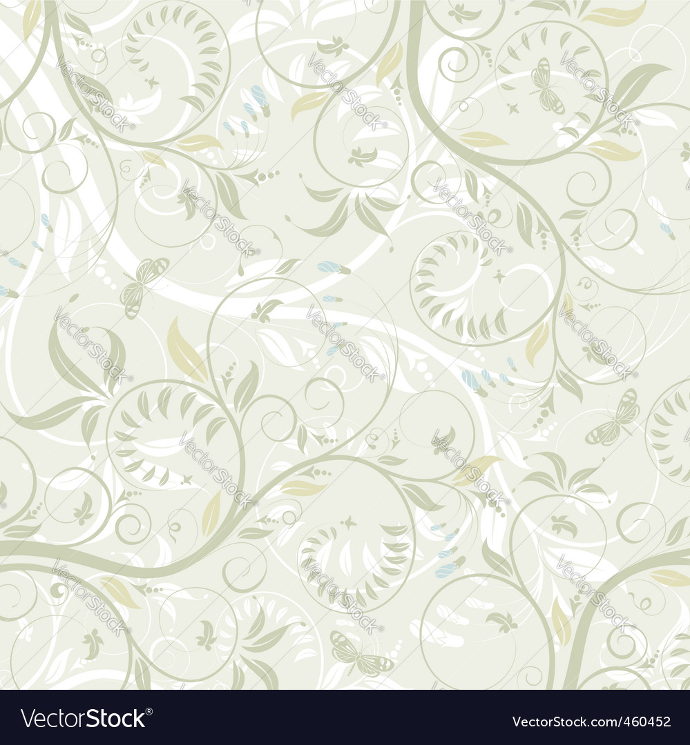 Flower Texture Royalty Free Vector Image