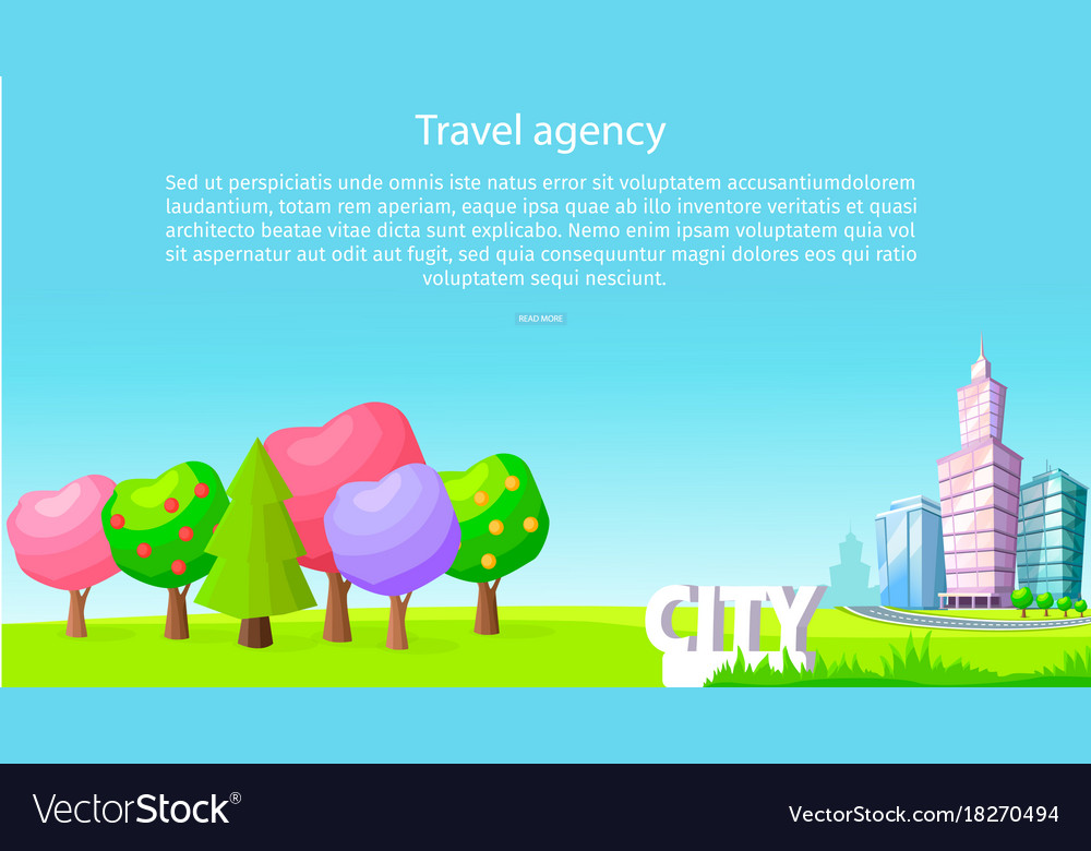 76 Travel Agency Posters With Us